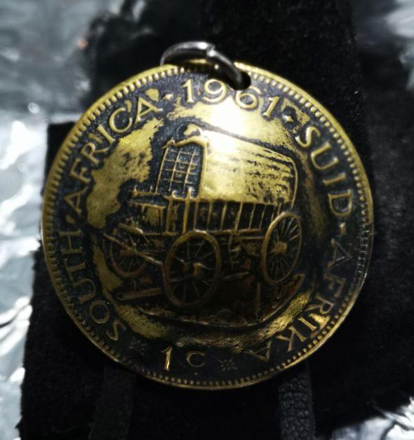 SA Coin Pendant