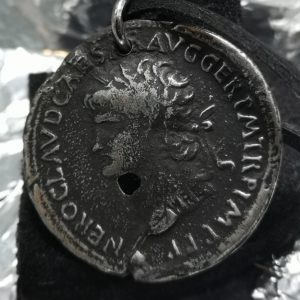 Historic Coin Pendant